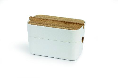 Koupelnový box ZEN, bílá