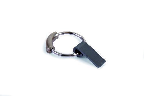 Klíčenka s USB FINE, gun
