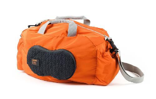 Sportovní taška PEANUT, oranžová