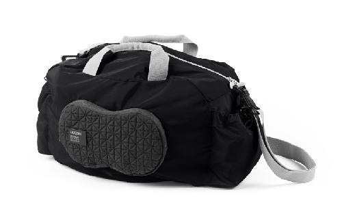 Sportovní taška PEANUT, černá
