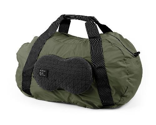 Cestovní taška PEANUT, khaki