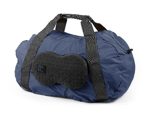 Cestovní taška PEANUT, modrá