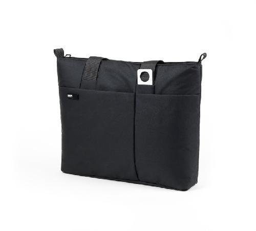 Dámská taška na dokumenty APOLLO, černá