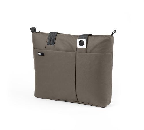 Dámská taška na dokumenty APOLLO, hnědá