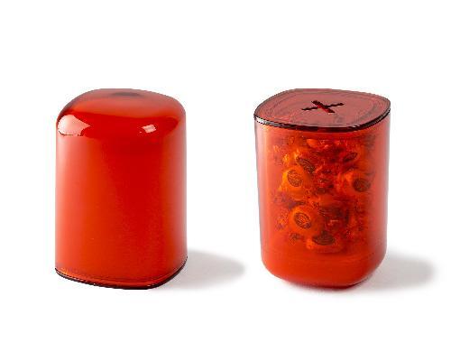 Tajná schránka SECRET, oranžová