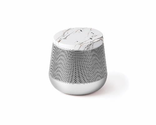 Nabíjecí Bluetooth reproduktor MIAMI, bílá