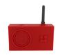 FM rádio TYKHO, červená