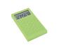 Kalkulačka BURO, zelená