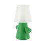 Solární lampa GREENMAN, zelená