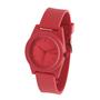 Unisex hodinky SPRING velké, červená